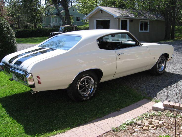 Enchère / Auction Chevelle SS 454 1970 http://www.rpm-autopassion.ca/chevelle-ss-454-1970/
