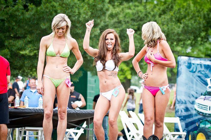 Miss TS Outlaw 2012 Bikini Contest  Performance Fuel Girls