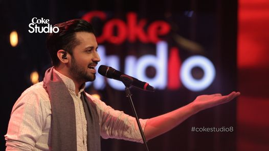 Atif Aslam, Tajdar- e -Haram, Coke Studio Season 8, Episode 1. #CokeStudio8  A tribute to the Sabri Brothers  Produced by Strings