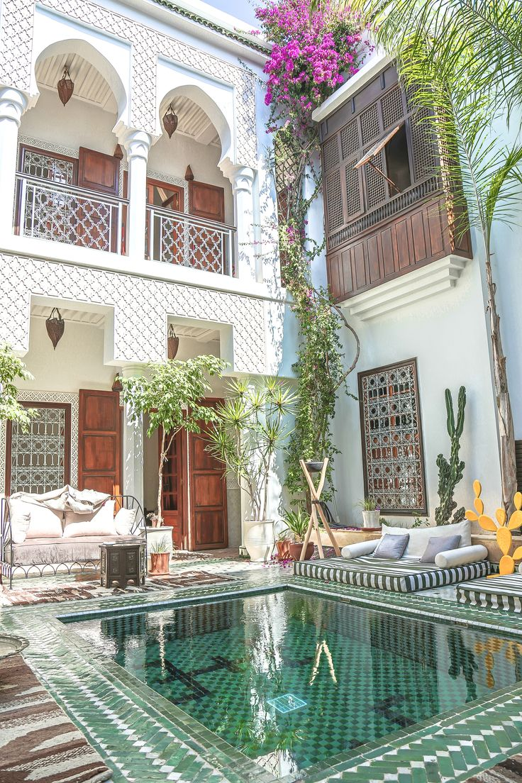 Riad Yasmine Morocco - Beautiful hotel for under 100 euro a night!!!!