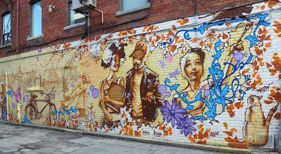 Annex Street Art
