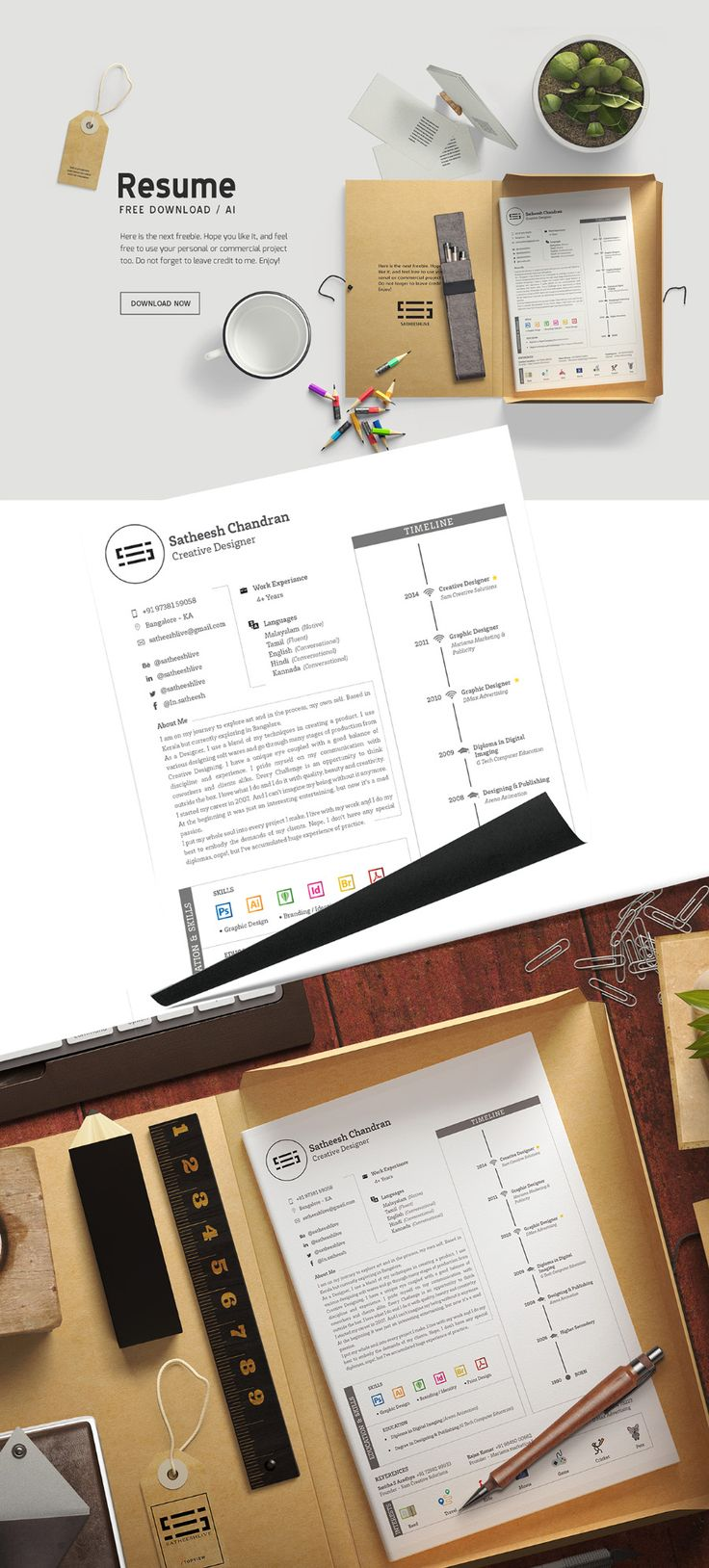 Cosmetology Resume%0A Free Handy Resume Template