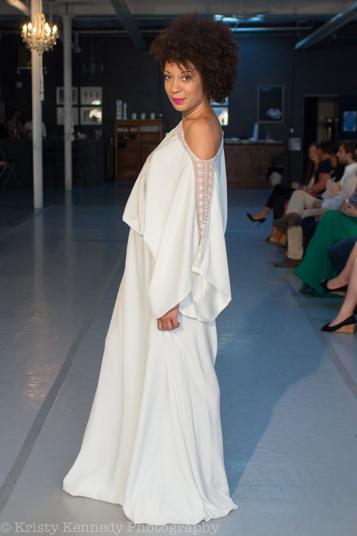 """RUNWAY: 70's vintage throwback in our """"Jessa"""" gown, andforlove.com"""