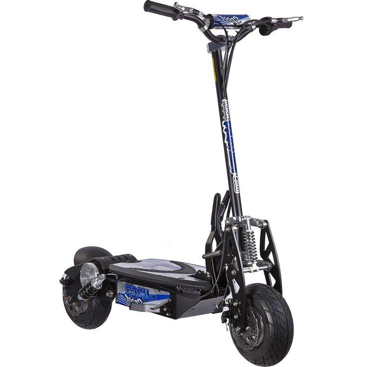 uberscoot 1000w 36v adult electric scooter trendy. Black Bedroom Furniture Sets. Home Design Ideas