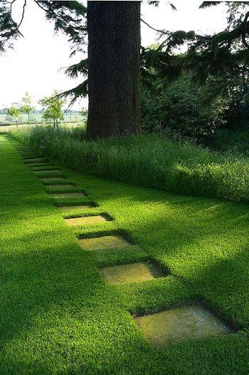 Creative Garden Pathway Ideas Photograph Creative Garden P