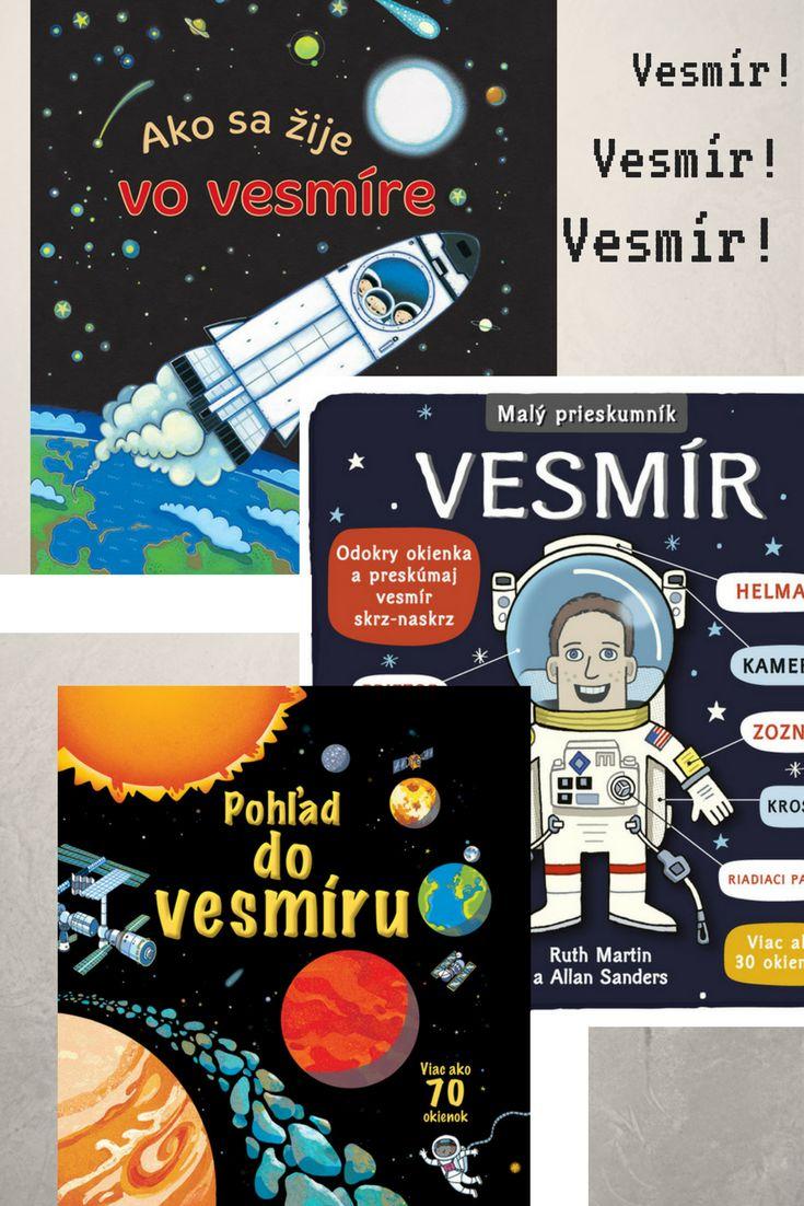 Malý prieskumník – Vesmír Malý prieskumník – Vesmír Pozývame všetkých malých prieskumníkov na výpravu – odklopte viac ako 50 okienok a preskúmajte vesmír skrz naskrz! U nás nájdete hneď niekoľko encyklopédií o vesmíre a pre všetky malé i veľké nadšencov! #vesmir #kniha #encyklopedie #okienka #deti