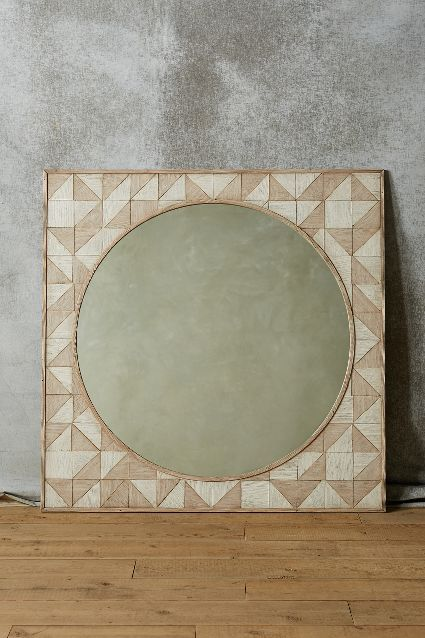 Brick Mosaic Mirror - anthropologie.eu