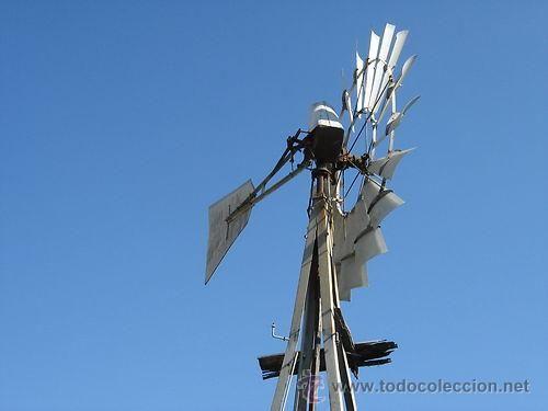 molino de viento para sacar agua aermotor origi - Comprar Varias ...