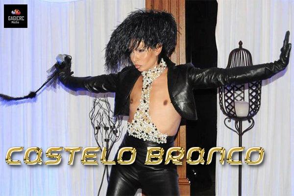 José Castelo Branco foi a estrela surpresa no concerto de Rihanna, no Meo Arena, em Lisboa. Um concerto que levou mais de uma hora de atraso por parte da cantora.