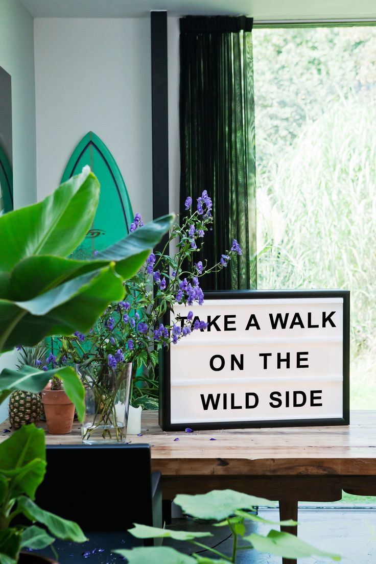 Take a walk on the wild side lightbox by Bxxlght. The percent lightbox lamp for…