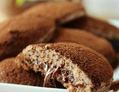 Λαχταριστά γεμιστά μπισκότα