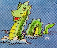 That's Mr. Ogopogo to you!