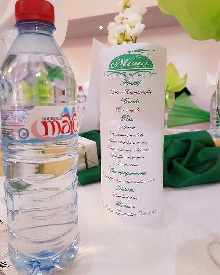 Le pavillon Joséphine; très belle salle à Brazzaville. Organisation du gala de charité de l'Association Musulmane du Congo. Création affiche, carte, menu et programme. Décoration faite avec kea Forol et Magathe Diallo.#pavillon#josephine#salle#detente#fete#followme#insta#instafollow#Brazza#brazzaville# http://misstagram.com/ipost/1551093216391317618/?code=BWGlw_whchy