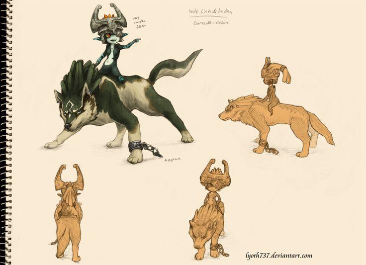 wolfos twilight princess - Google-haku