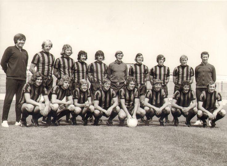 AFC Bournemouth team photo 1972