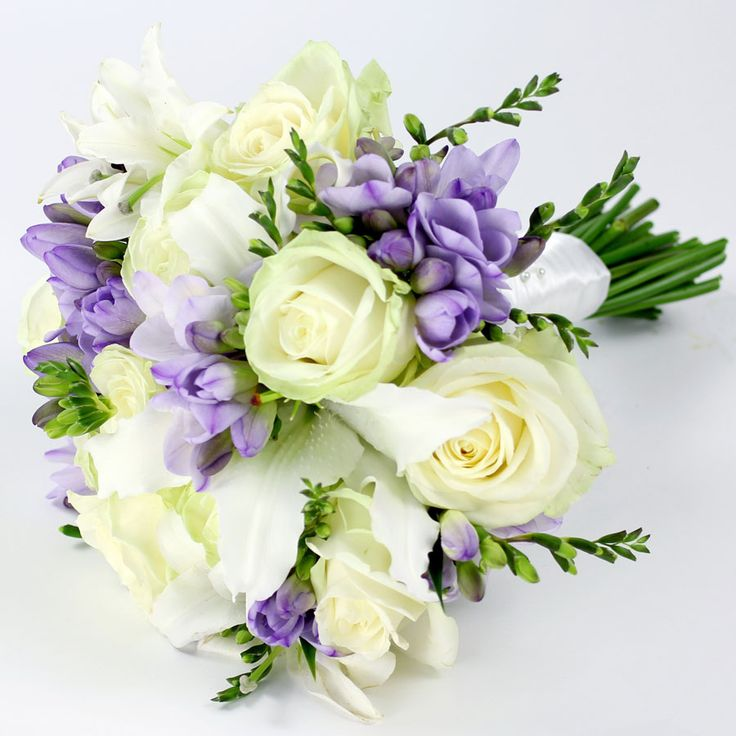 Freesia Flowers London UK - Send Freesia Flowers Bouquet delivery ...