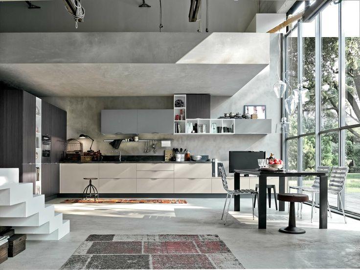 8 best Stosa cucine images on Pinterest | Contemporary unit kitchens ...