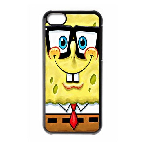 Sponge bob square pants apple iphone 5c case 16.50 #etsy #Accessories #Case #CellPhone #iPhone5case #hardcase #plasticcase #hardcover #Spongebob #squarepants #cartoons #funny # Characters #movie #nicklodeon