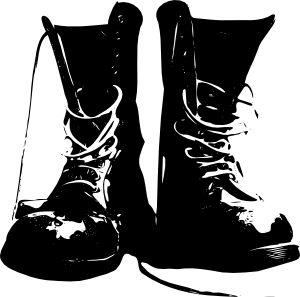 Boots Shoes Clothing clip art - vector clip art online, royalty free & public domain