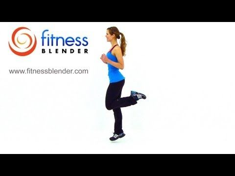 21 Minute HIIT Cardio Workout Video for Fat Loss - this is one of my favorites so far
