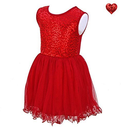 Super cute Valentine's day Dress & Heart Hairbow for Girls - sizes 2T thru 7 - available on Amazon Prime - free two day shipping.