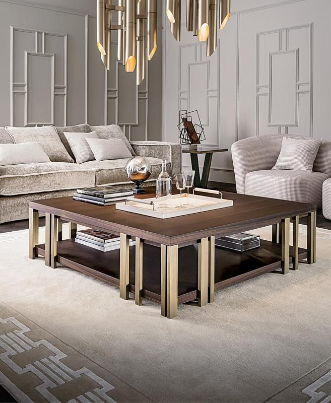 low tables collection casamilano home collection italy - Low Dining Room Table
