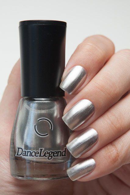 "Dance Legend ""Steel"" Лак для ногтей 854 Katana"