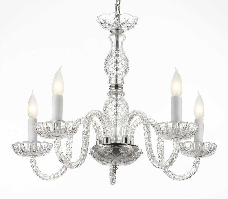 Murano Venetian Style Crystal Chandelier Lighting X