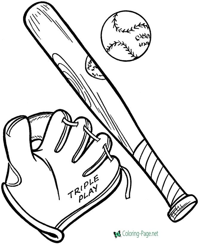 Baseball Stencil Baseball Coloring Pages Sports Coloring Pages