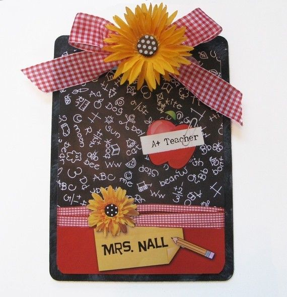 30 Best Decorated Clipboards Images On Pinterest