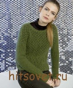 Мохеровый пуловер спицами молодежный http://hitsovet.ru/moxerovyj-pulover-spicami-molodezhnyj/