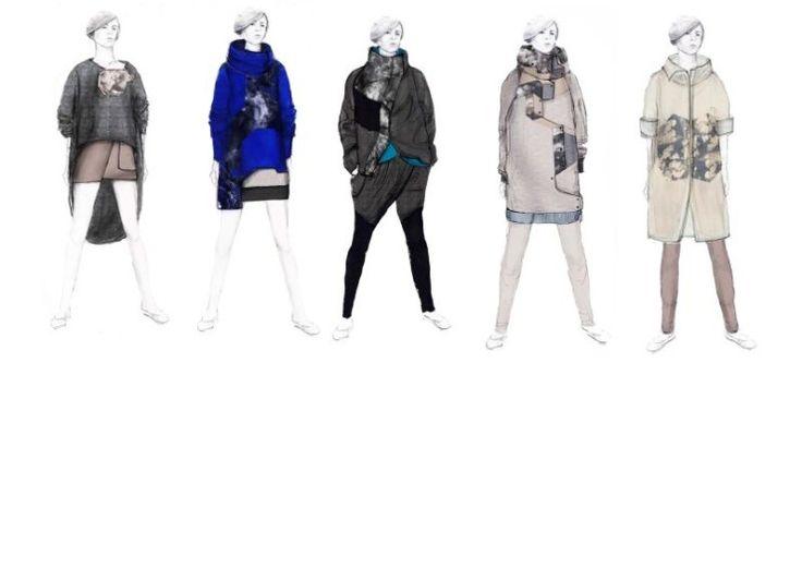 by MSKPU fashion design graduate Bajer Ola