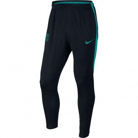 Nike FC Barcelona trainingsbroek black energy #Nike #trainingsbroek
