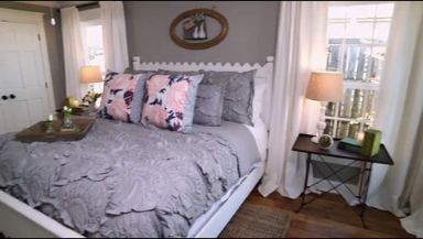 Fixer Upper:  Serene Master Suite