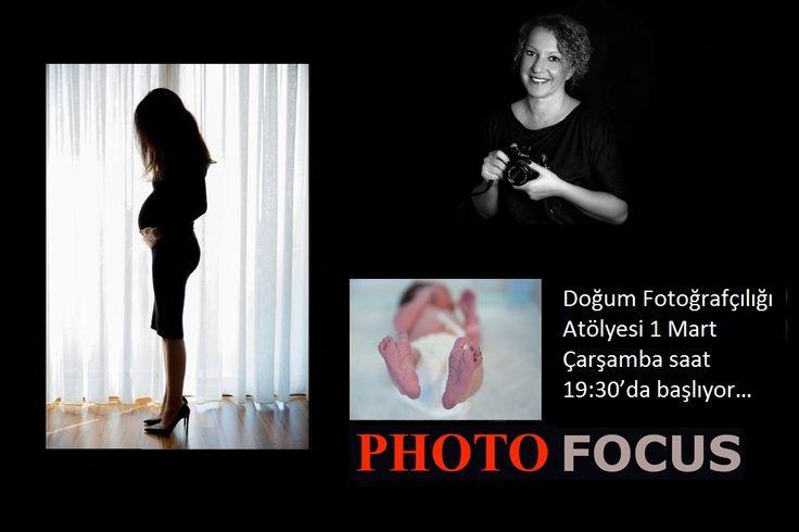 Doğum Fotoğrafçılığı Atölyesi Talep üzerine Tekrar 1 Mart Çarşamba saat 19:30'da başlıyor…