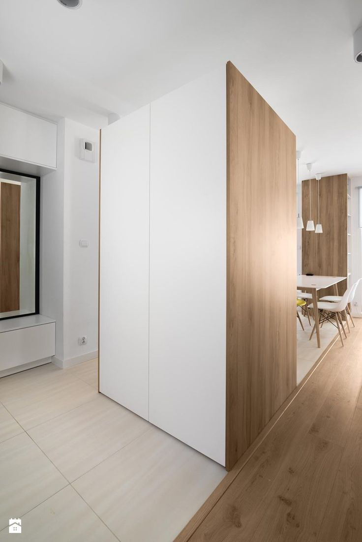 Mieszkanie M&M - Hol / przedpokój, styl minimalistyczny - zdjęcie od 081architekci