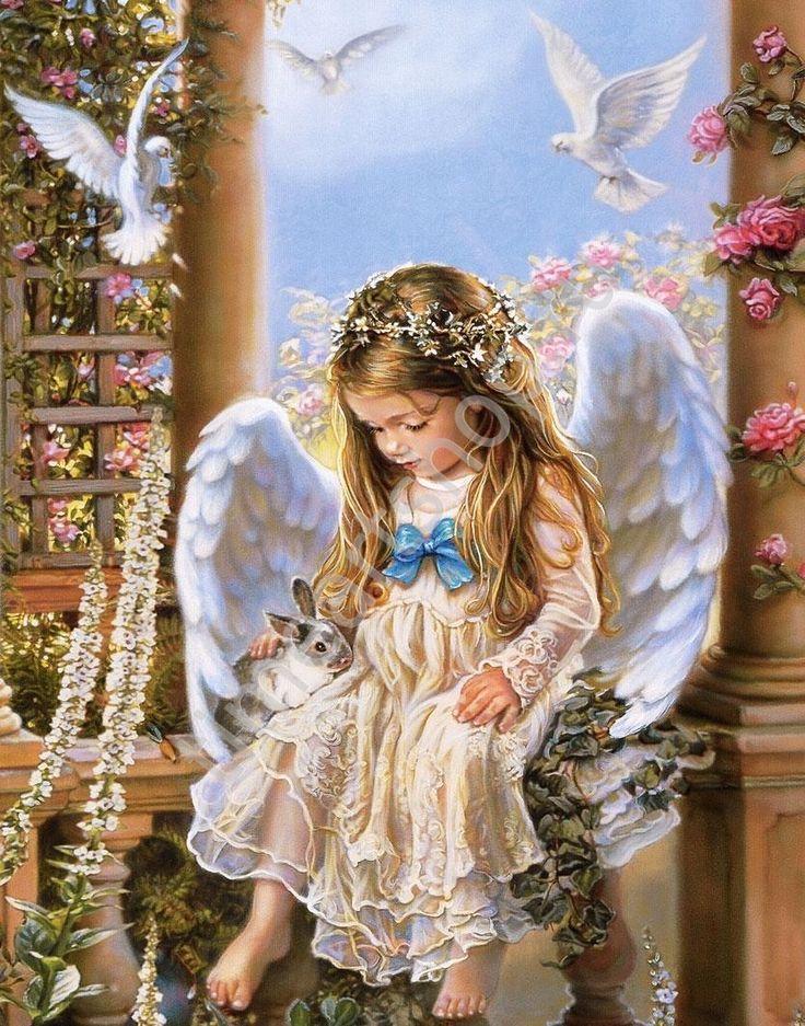 красивые ангелочки картинки на аватарку пел гомер, девятнадцать