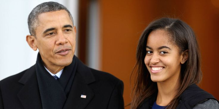 Barack Obama Said the Most Dad Thing About Malia on TV