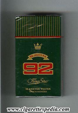 92 Sejahtera Kretek - Indonesia