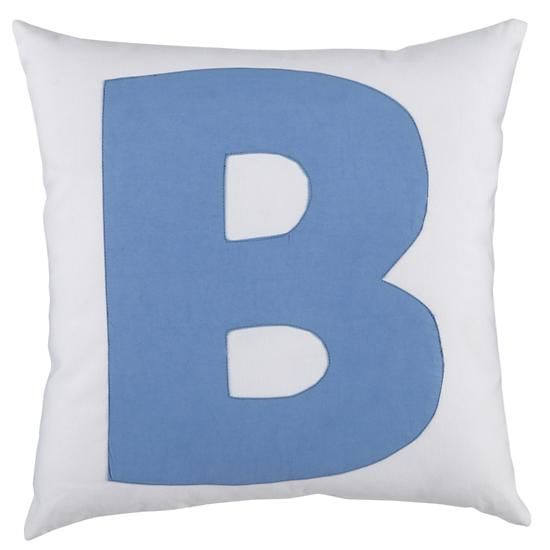 "ABC ""B"" Pillow"