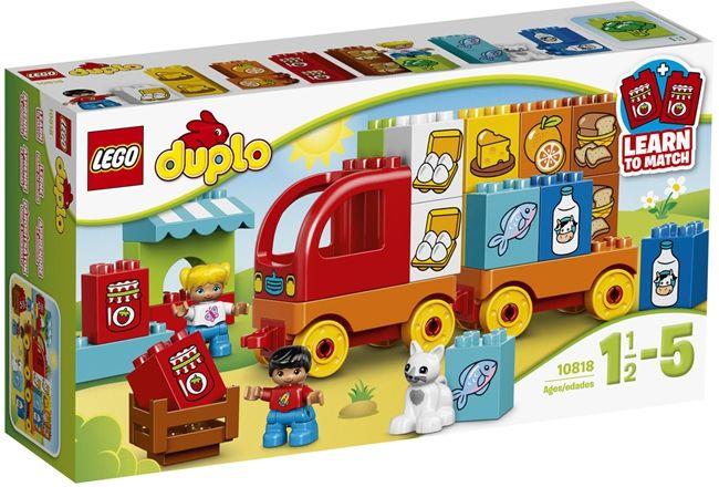 10818 LEGO Duplo Min Första Lastbil
