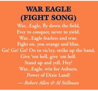 War Eagle ~ Auburn Fight Song  ~ Check this out too ~ RollTideWarEagle.com sports stories that inform and entertain and Train Deck to learn the rules of the game you love. #Collegefootball Let us know what you think. #Auburn #WarEagle