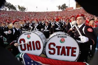 The Best Damn Band in the Land! The Ohio State University Buckeyes Marching Band.