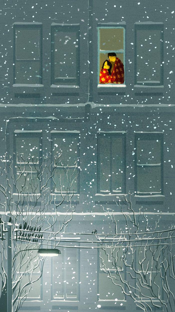 Очаровательно!!! Паскаль Кэмпион (Pascal Campion) - американский художник с французскими корнями и, стоит заметить, корни эти прослеживаются в его стиле. Профессионально…