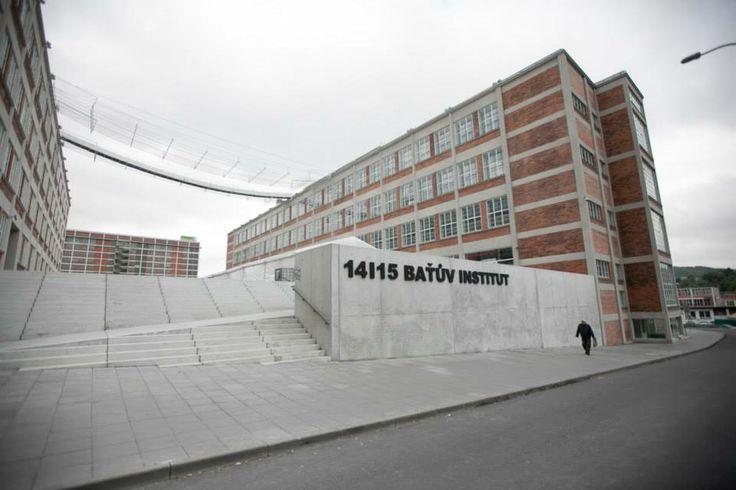 Baťův institut ve Zlíně.