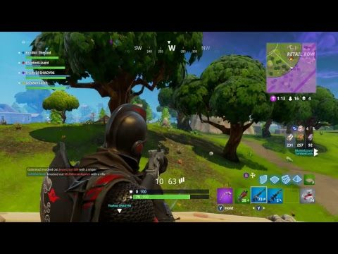 Fortnite Gameplay Duos Squads Let Get It Boys Youtube Briiskii
