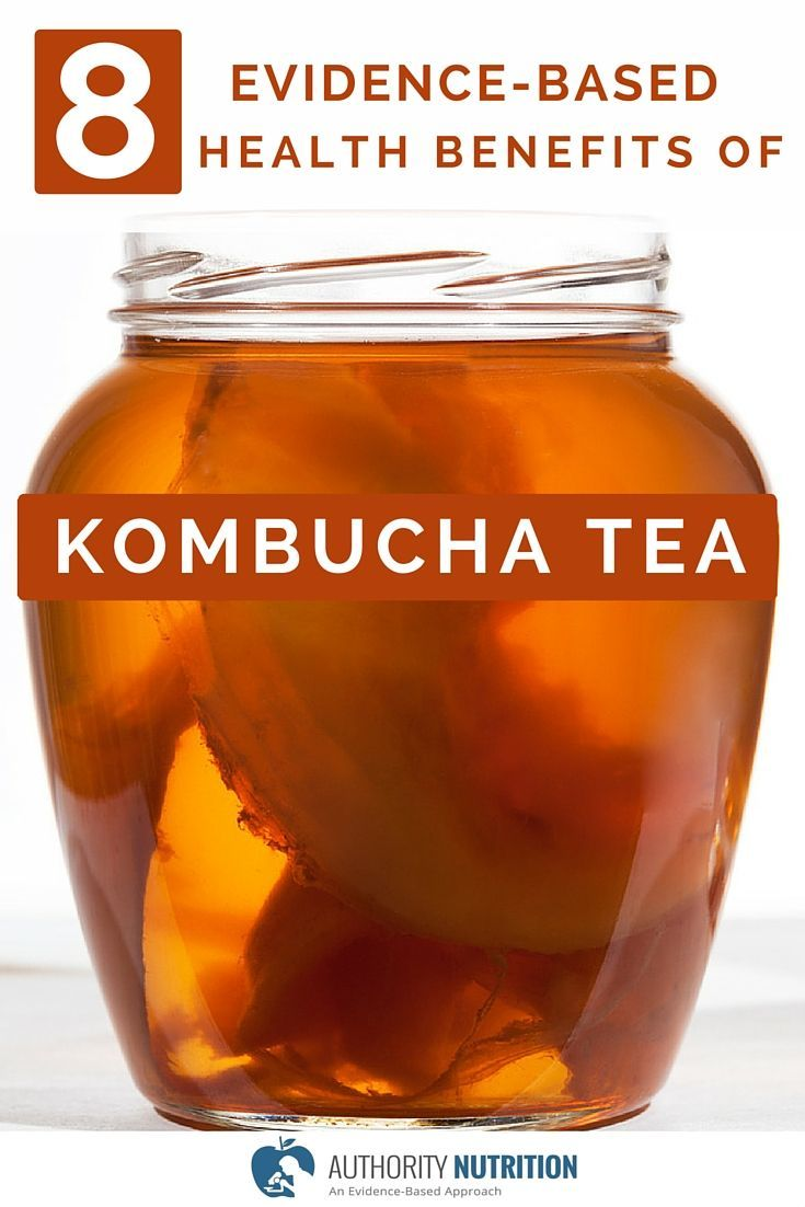 Kombucha is a type of fermented tea that has many health benefits. Here are 8 ways that kombucha can improve your health, backed by science: https://authoritynutrition.com/8-benefits-of-kombucha-tea/