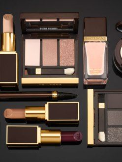 brown and gold Tom Ford Makeup Fall 2013 Collection