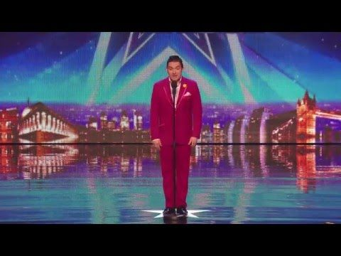 Top 5 Britain's Got Talent Funniest / Comedy Auditions 2016 - YouTube
