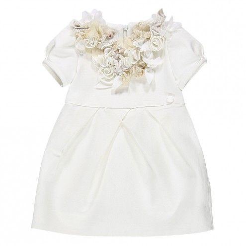 Brums - Abito neonata bianco